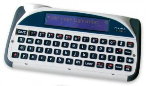Lightwriter SL40